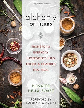 Alchemy Of Herbs Book By Rosalee De La Foret