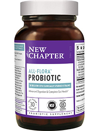 New Chapter's All-Flora Probiotics
