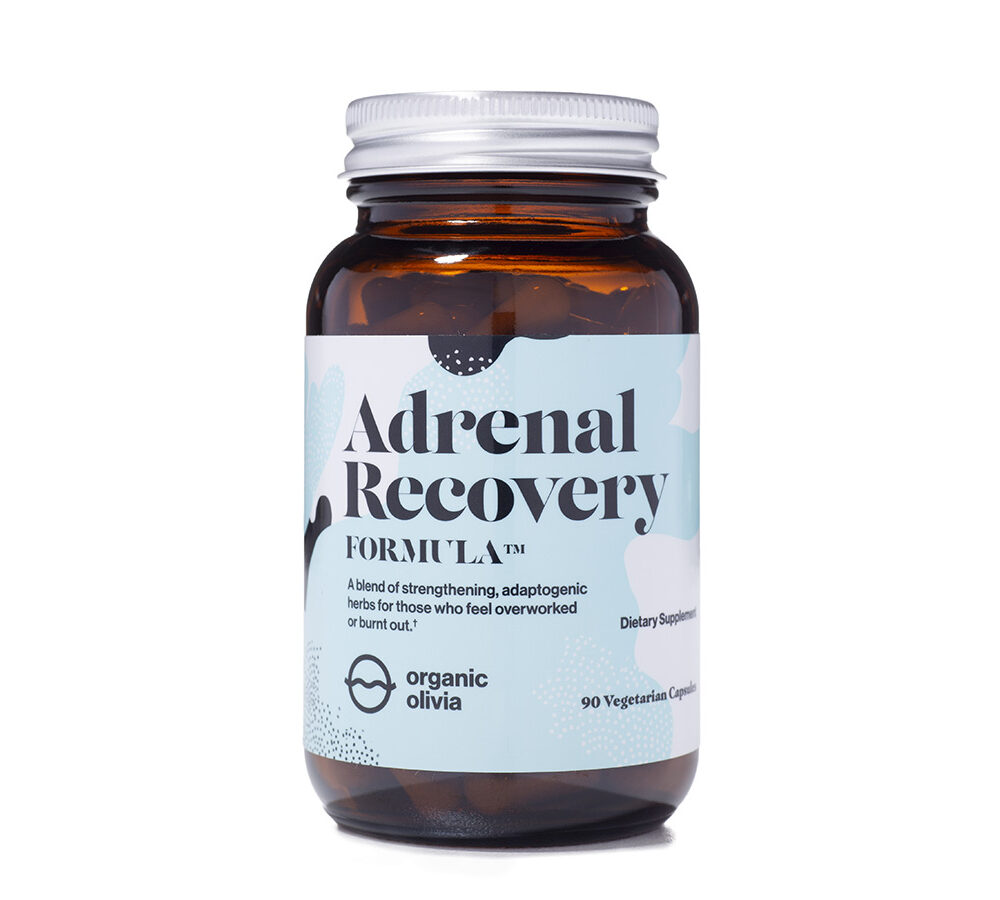 Adrenal Recovery By Organic Olivia