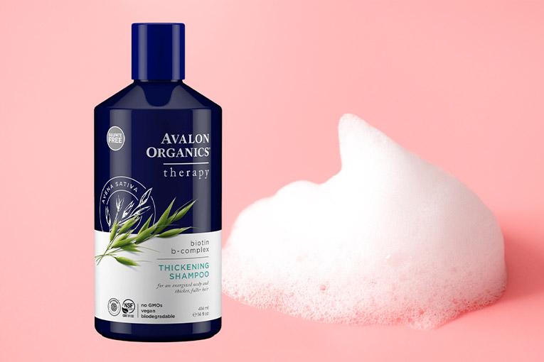 Avalon Organic's Shampoo