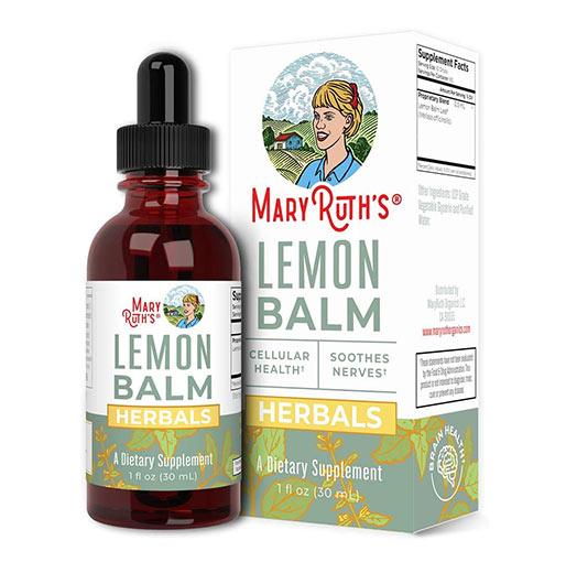 Lemon Balm Mary Ruth's