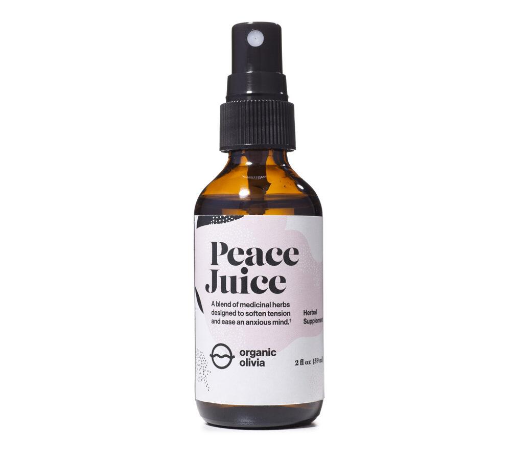 Peace Juice By Organic Olivia