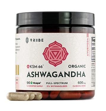 Tribe Organics Ashwagandha