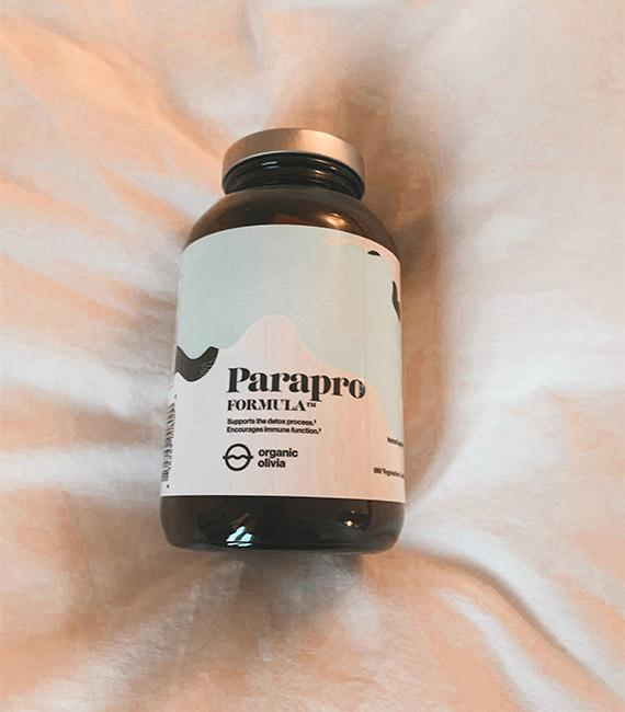 Organic Olivia ParaPro Formula